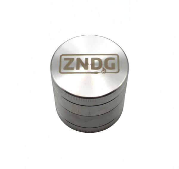 Smokerama ZNDG Grinder Edelstahl 45mm Limited Edition