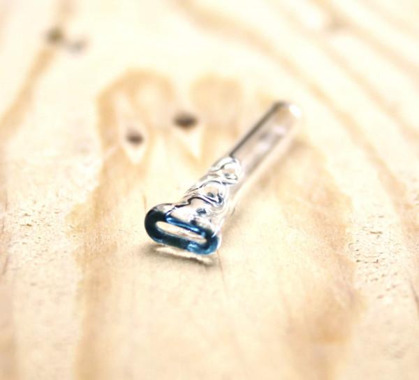 Smokerama Glasfilter Tip Long John 6mm Flach