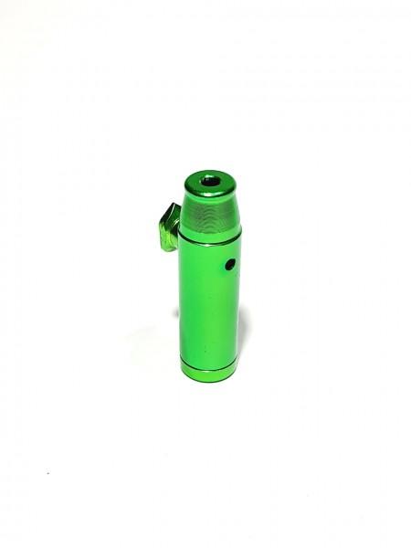 Alu Portionierer Snorter Grün