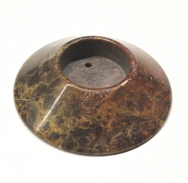 Steinfuß für Glasbongs Klein 10cm
