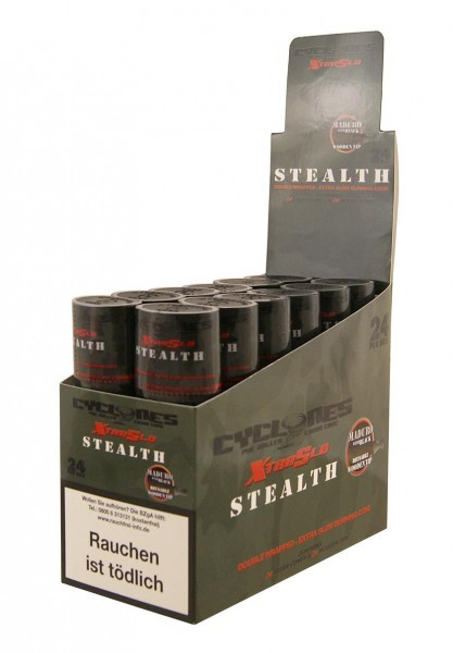 Cyclones Blunts Xtra Slow Stealth
