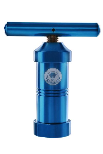 Heisenberg Pollenpresse Blau 12cm
