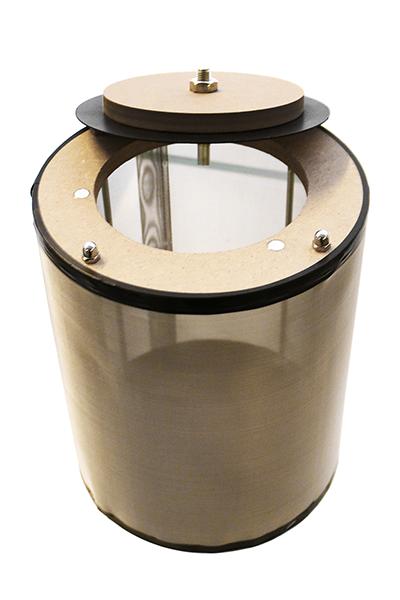 Heisenberg Netz Trommel 100µ für HNBG Pollenmaschine