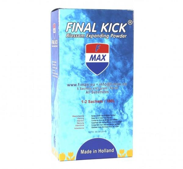 F-Max Final Kick Powder 5er Pack Blüte Booster