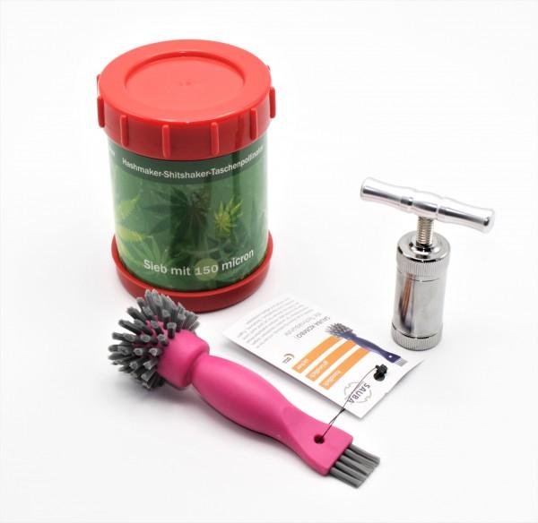 Smokerama Pollenpresser Shaker Set