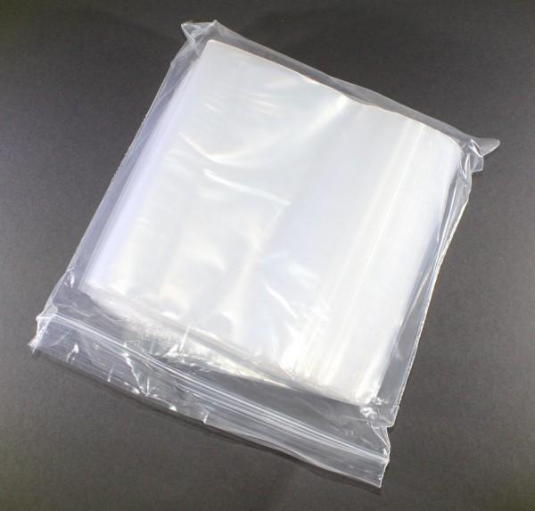 Druckverschlussbeutel 150x250mm Zip Bags 100 Stück