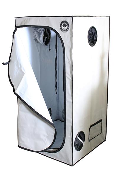Heisenberg Growbox Weiß 100x100x200cm
