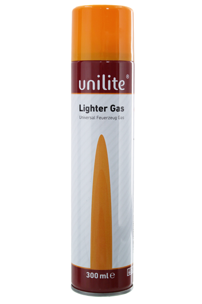 Unilite Universal Feuerzeuggas 300ml Nachfülldose
