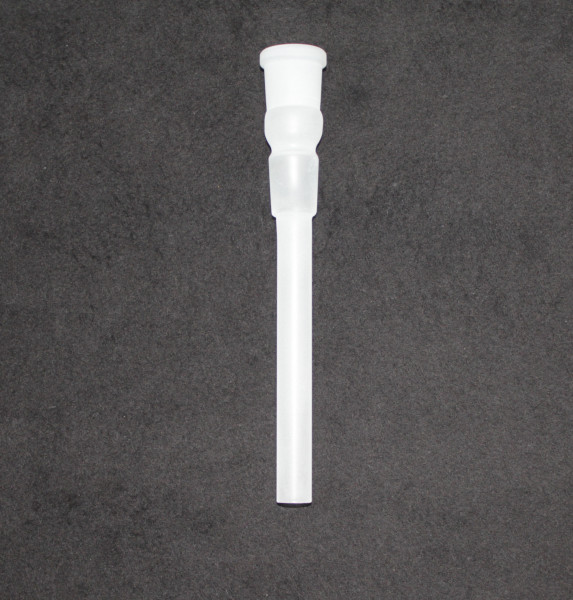 Glas Steck Shillum 18,8 mm Sandblasted 13 cm Länge
