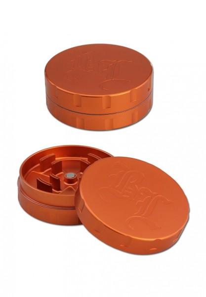 Black Leaf Grinder Startrails 62mm Orange 2 Teilig