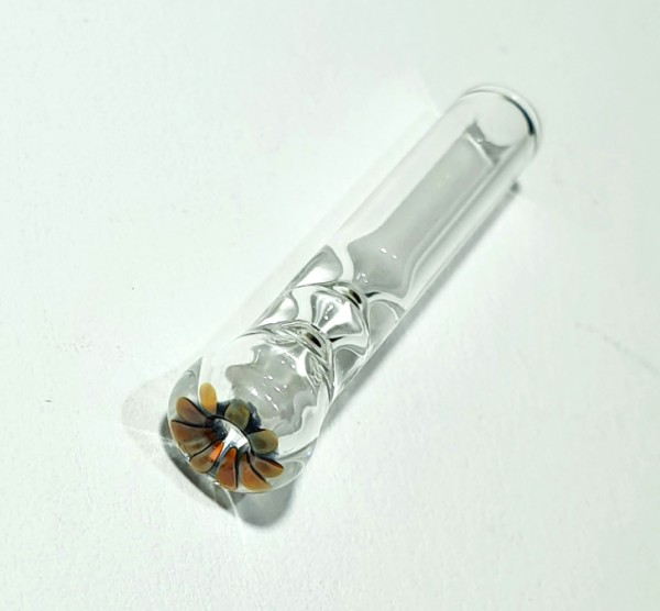Smokerama Glas Filtertip Butterblume Dunkel 6mm