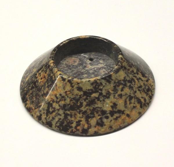Bong Fuß aus Stein Groß 12cm