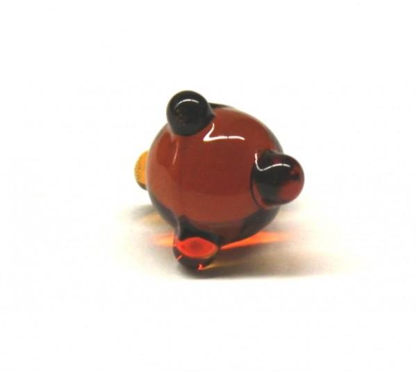 Smokerama Seamine Glassieb 12mm Amber