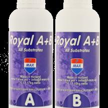 F-Max Royal A&B Basisdünger 1 Liter Flaschen