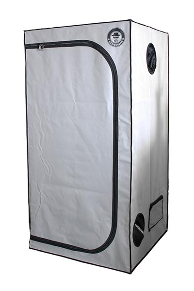 Heisenberg Growbox Weiß 80x80x160cm