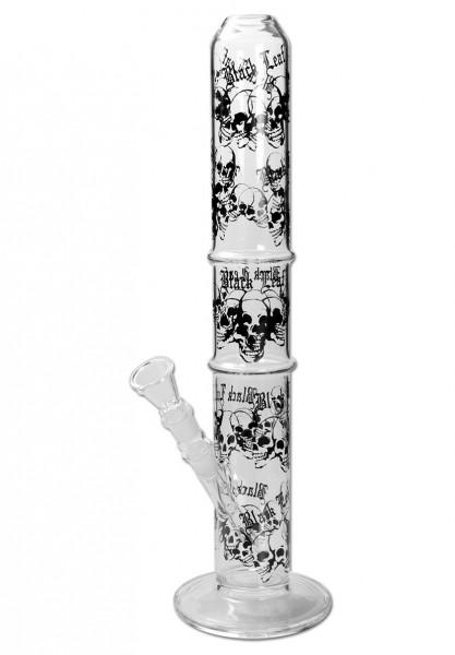 Black Leaf Glasbong Skulls 49 cm