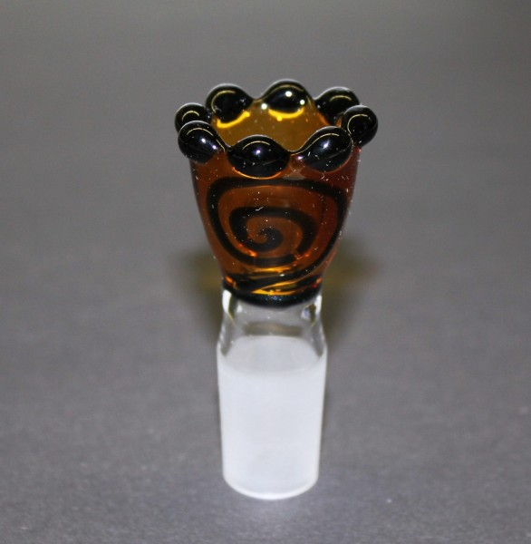 Smokerama Glaskopf König Azteke 18,8