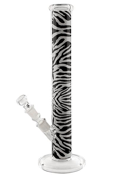 Weedstar Glasbong Zebra WS-Line 40cm