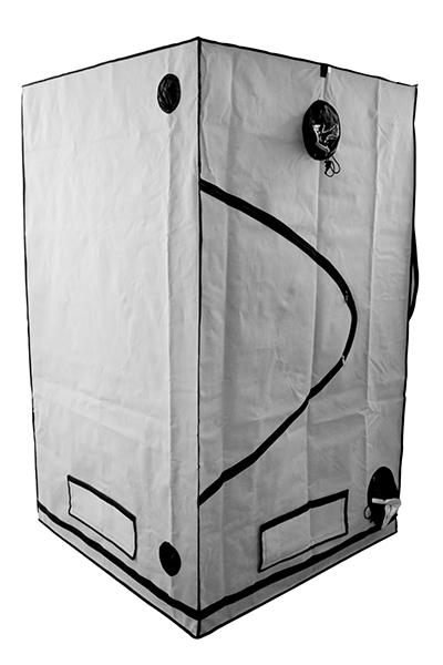 Heisenberg Growbox Weiß 120x120x200cm