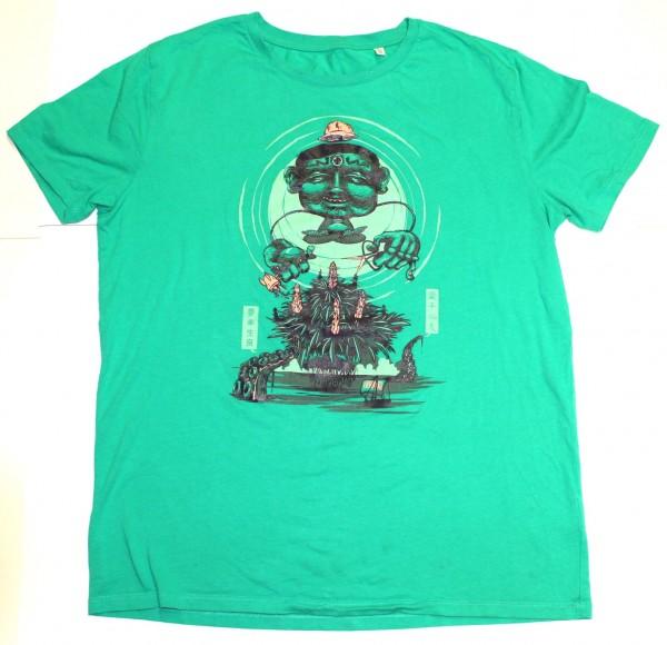 T-Shirt Grow Island ZNDG Gr. L