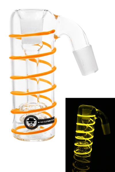 Heisenberg Vorkühler Double Circ 18,8 Gelb Inside Glow