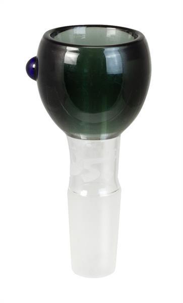 Glaskopf Boost Fumed Schwarz 14,5 mm Schliff