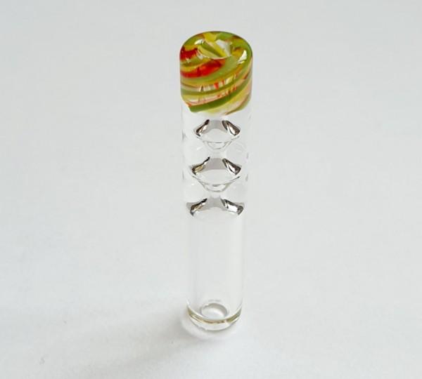 Smokerama Glasfilter Tip Pineapple Kush 8mm Rund
