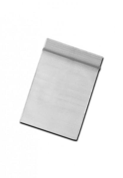 Zip Beutel 40 x 60 mm Klar 100 Stk. Druckverschluss